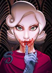 American Horror - Lady GAGA by arcipello