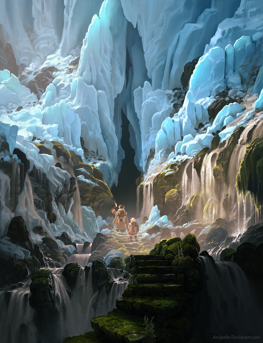 The Frozen Pass