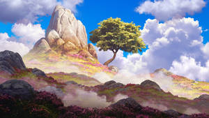 Misty Meadows Animation by arcipello
