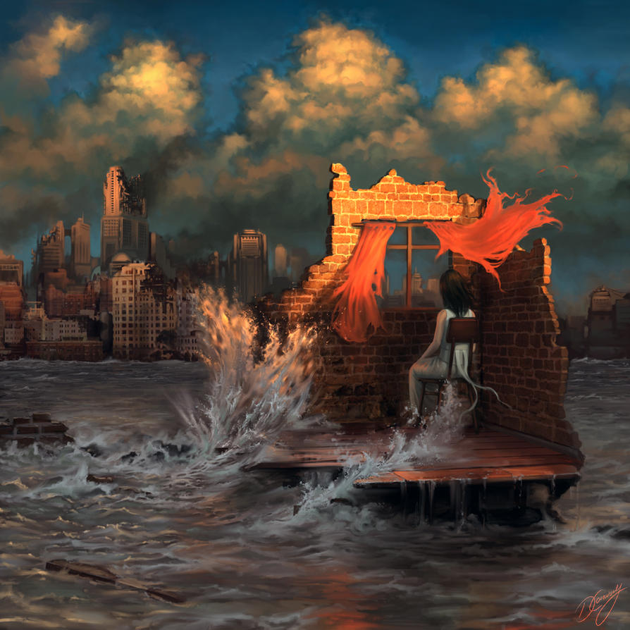 Broken Dawn by arcipello