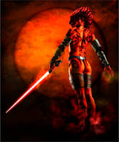 Darth Talon by Harben-Pictures