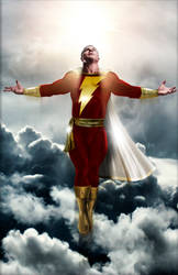 Captain Marvel by Harben-Pictures