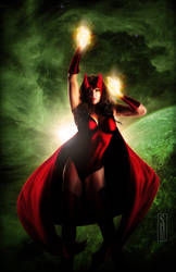 Scarlet Witch by Harben-Pictures