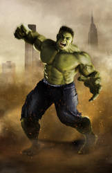 The Hulk by Harben-Pictures