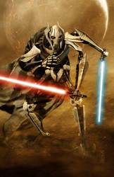 Grievous, Desert Warrior