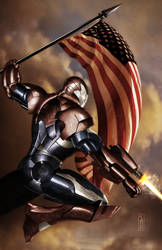 Iron Patriot by Harben-Pictures