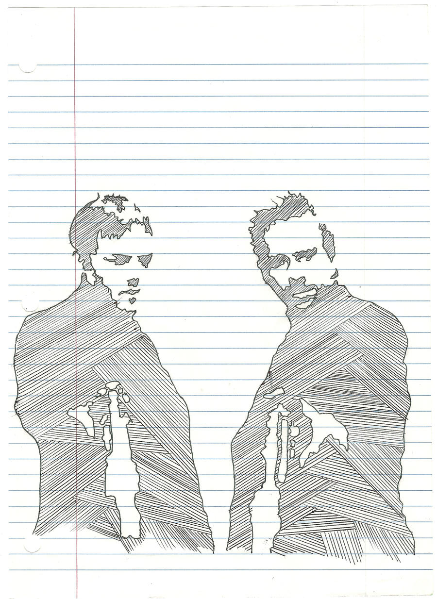 Boondock Saints by Haeddre