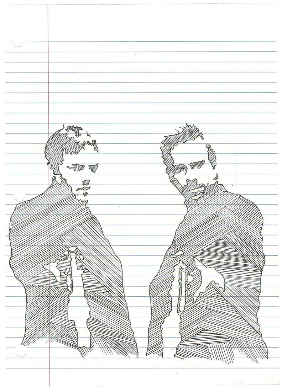 Boondock Saints by Haeddre