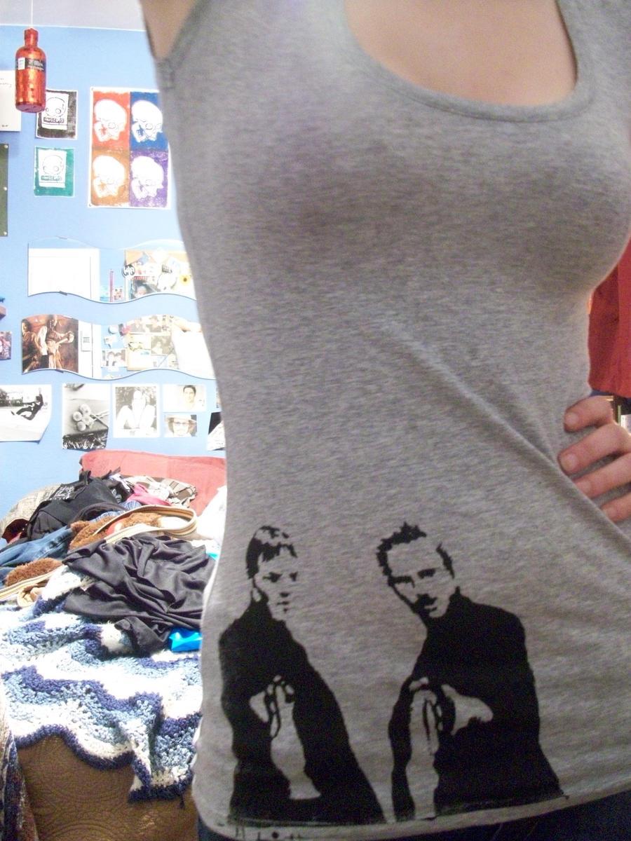 The Boondock Saints Tshirt by Haeddre