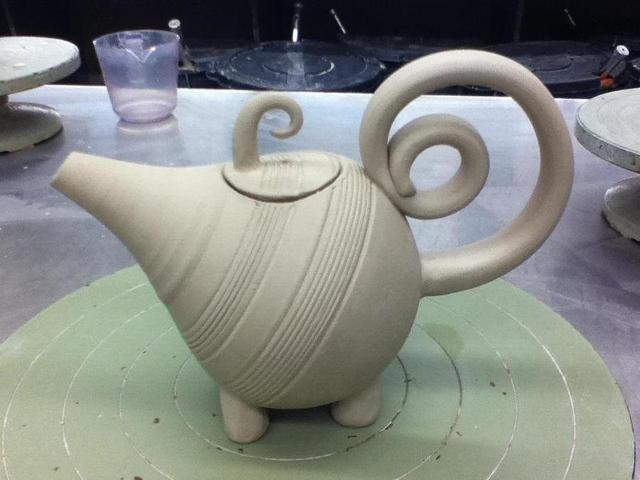 Teapot by Haeddre