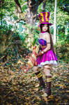 League of Legend, Caitlyn the Sheriff of Piltover