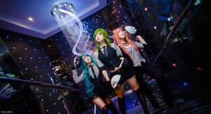 Vocaloid : Poker Face