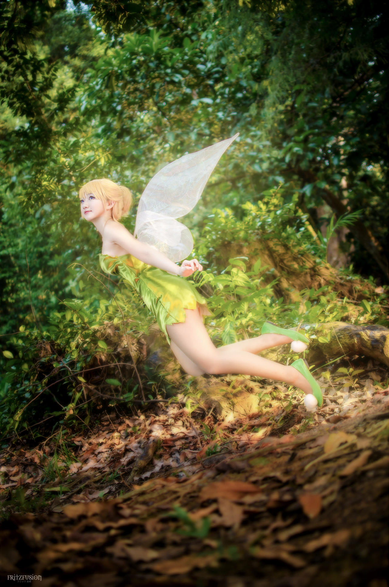Tinker Bell by fritzfusion