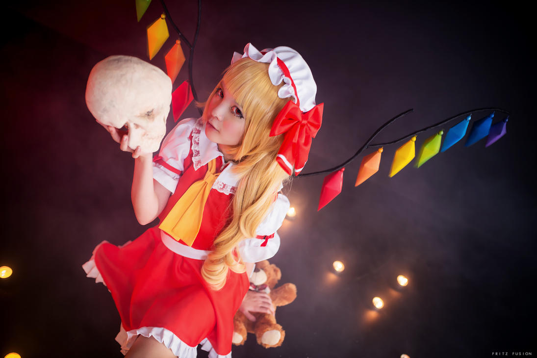 Flandre Scarlet by fritzfusion