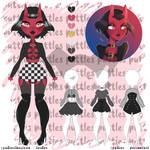 Demon Gal Adopt Auction - Open
