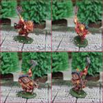 Harsk, Iconic Dwarf Ranger by kathminiatures