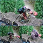 Necromancers Nolzur's Marvelous Miniatures by kathminiatures