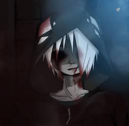 Vox the Hunter by DarkHatDesign