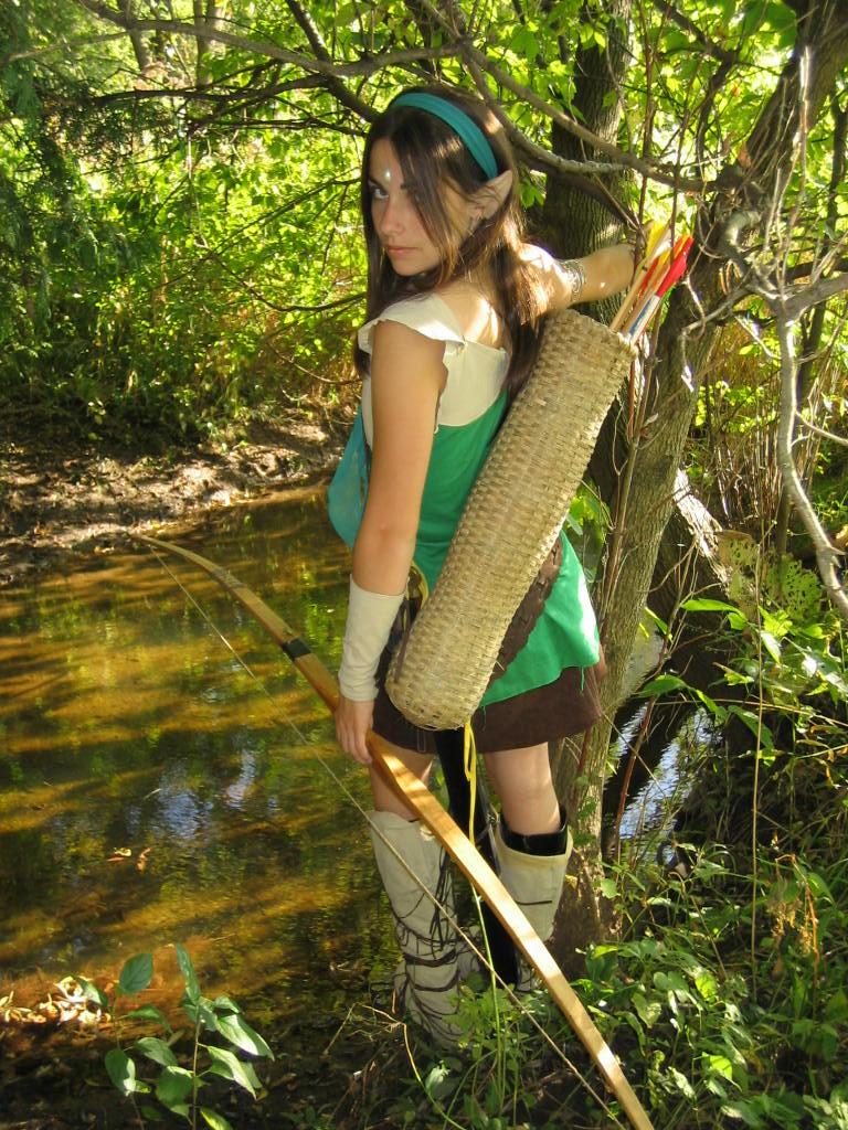 Deviantart More Artists Like Female Wood Elf Archer By