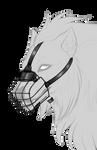 TOKOTAS - Dog Muzzle large item - (CLOSED)