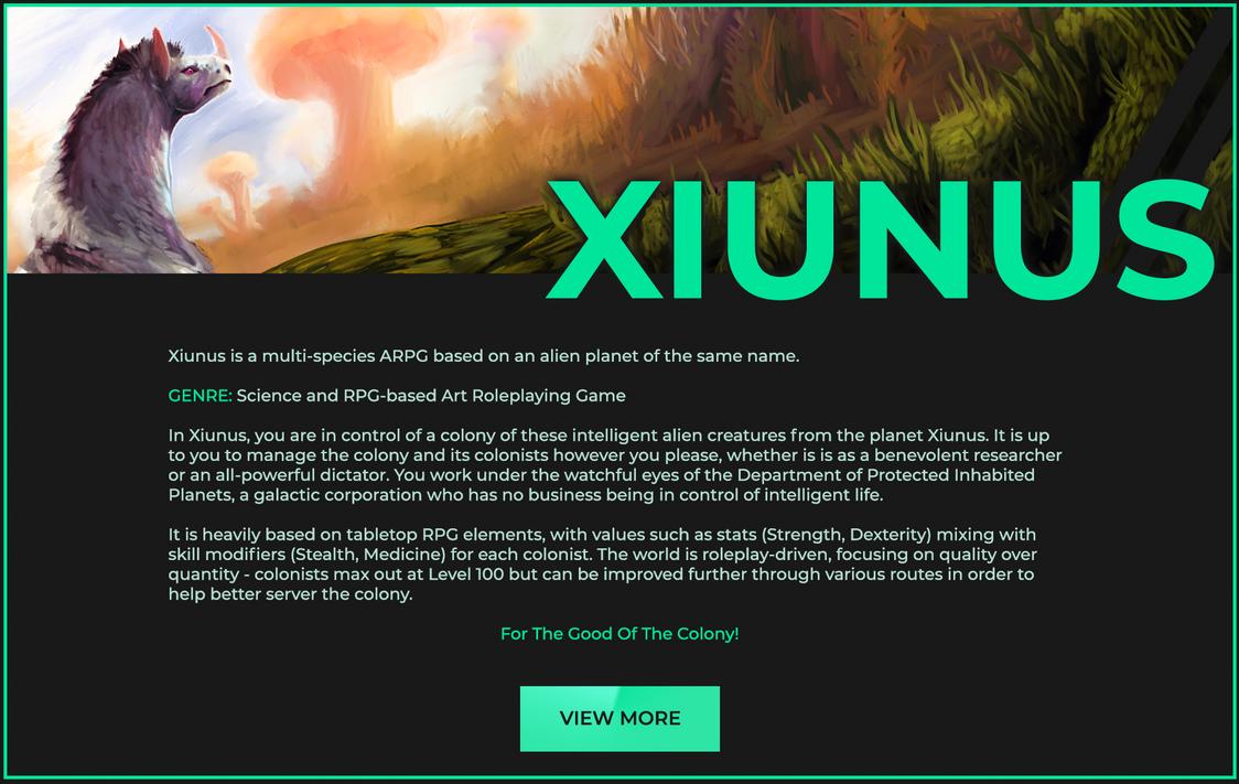 Xiunus