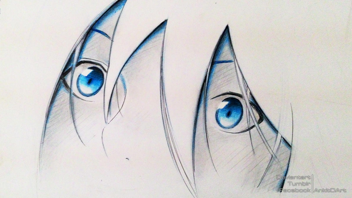 5 Eyes Of Yato Noragami By Ankredible