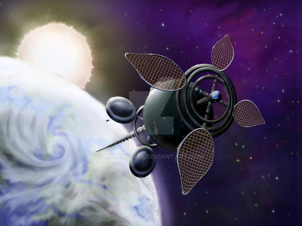 Orbital bionic station