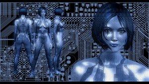 XNALARA H4 Cortana Model By Alpha920 by TheCobraRKO