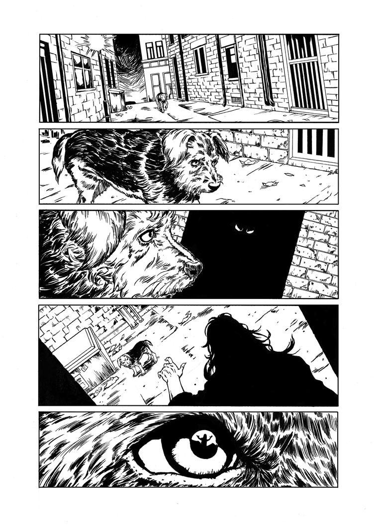 Old Man Dog page 21 by fsgu