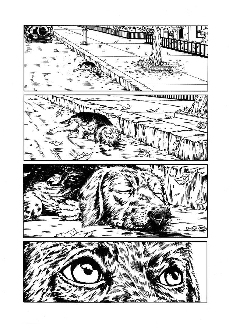 Old Man Dog page 3 by fsgu