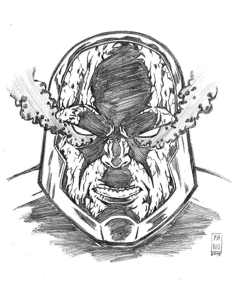 Darkseid by fsgu