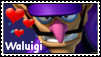 Waluigi by Level100JediGirl