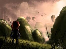 Guild Wars 2 - My Way by Cherrylights