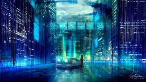 Cloudpunk - City of lights