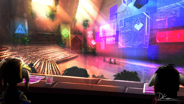 Guild Wars 2 - Asuran college