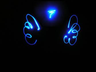 Blue Light Special by thedigitalkill