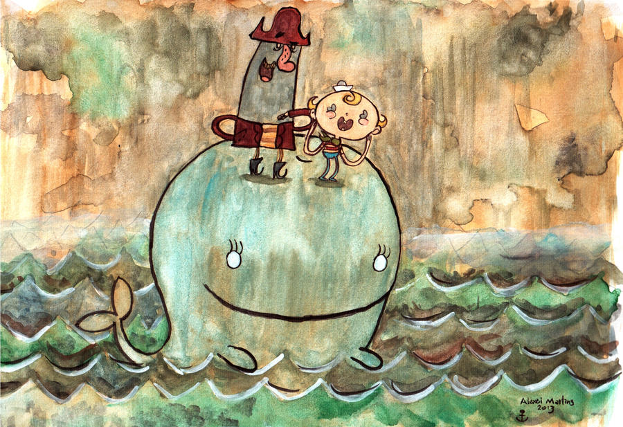 The marvelous misadventures of flapjack by iceland ink on deviantart the marvelous misadventures of flapjack by iceland ink voltagebd Images