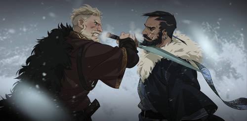 Einar and Jabari