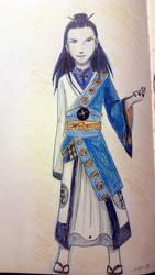 Written Rivers: Ryujin