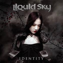 Liquid Sky - Identity CD cover by AlexandraVBach