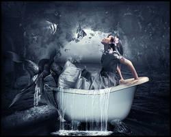 Melusine by AlexandraVBach