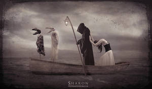 S h a r o n by AlexandraVBach