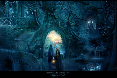 Farewell to Lothlorien by AlexandraVBach