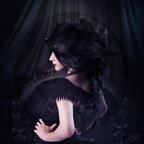Crow Jane by AlexandraVBach