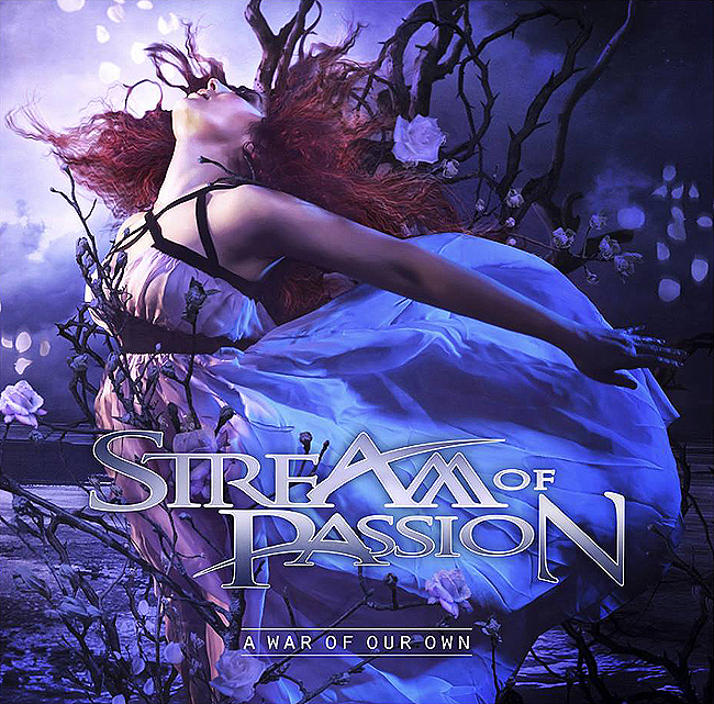 Stream of Passion - A war of our own cover art by AlexandraVBach