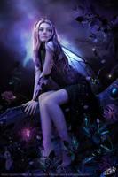 Fairy Queen Titania by AlexandraVBach