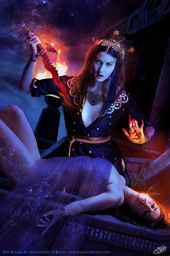 The Ritual by AlexandraVBach