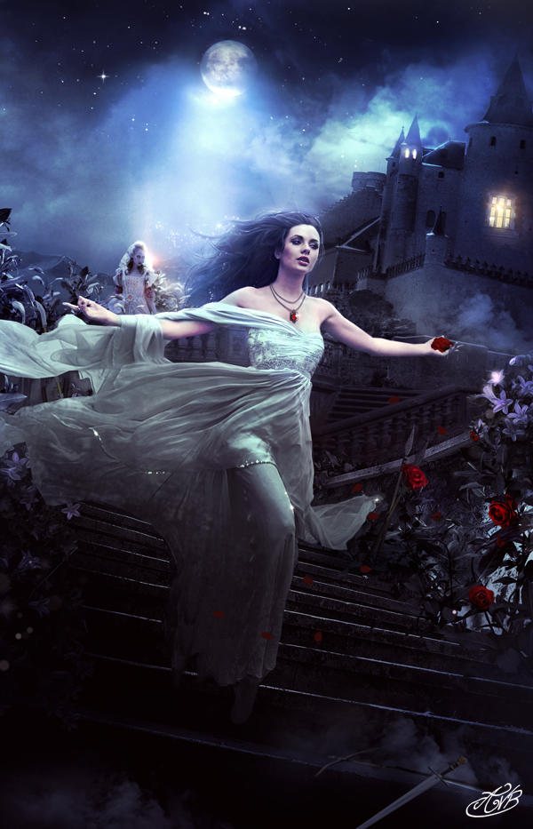 Selena Rosa 2 by AlexandraVBach