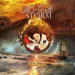 The Gentle Storm - The Diary CD Artwork