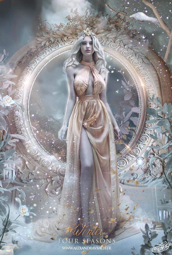 Four Seasons : Winter by AlexandraVBach